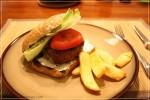Mozarella Buffalo Burger
